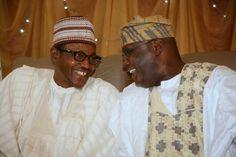 Baloogg's blog                           : 2015 APC TICKET: Buhari, Atiku React To Tambuwal's...