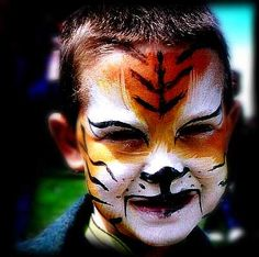 childrens face painting pictures | Children's Activities Face-Painting – TAWE FEST - The Music ...