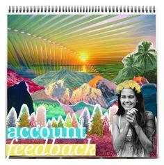 """☾&&; account feedback"" by itssloanexoxo ❤ liked on Polyvore featuring art, sloaneisartsy, feedbackforsloane and sloanes2O17showcase"
