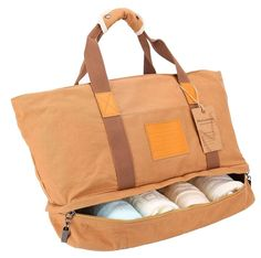Fashion Large Workout Bag Sport Gym Tote Bag for Women with Shoes TowelOrganizer   Malirona 2303a8281d