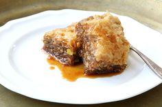 Baklava (Vegan and delicious)