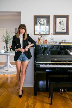 Touring The Home Of Jenny Bernheim, Margo & Me Founder | glitterguide.com
