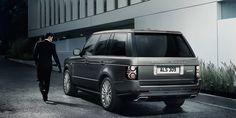 Range Rover année-modèle 2012 - Vue arrière avec pack Exterior Design