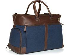 Blue Duffel Bag Large Bag12324 | Suitsupply Online Store