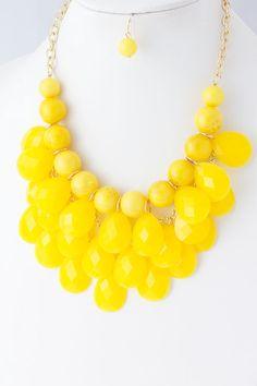 statement necklace!!  $38.00