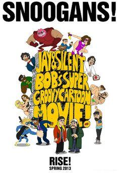 Jay & Silent Bob Return!