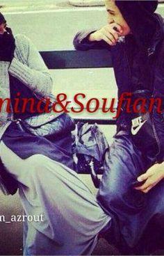 Amina& Soufiane (op Wattpad) http://my.w.tt/UiNb/M5wQQsHHaA #Romantiek #amwriting #wattpad
