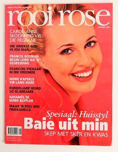 rooi rose 30 April 1997