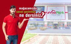 MAĞAZAMIZDA SANAL GEZİNTİYE NE DERSİNİZ ! http://evimpark.com.tr/sanal-gezinti-50.html