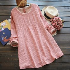 2014 new spring and winter fashion cotton maternity pregnant dot lace collar long-sleeved dress shirt for pregnant https://t.co/1oBvwM28ex