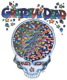 "Grateful Dead Steal Your Face ""party"" design"
