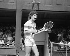 """You cannot be serious!"" John McEnroe - Wimbledon 1981"