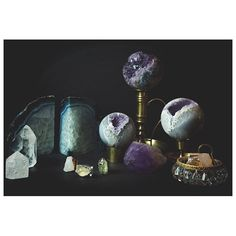 HOME  Our Decor section is now up for all our crystal lovers ♥︎. We've added a gorgeous selection of spheres, points, and geode bookends to energize your spaces with a little love from the earth...and Kate Hewko.  #katehewko #decor #enlightened #living #crystal #quartz #amethyst #rosequartz #agate #crystaldecor #clearquartz #smokyquartz @katehewko