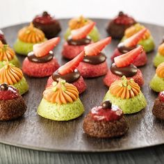 Sweets (for about 300 delicacies) - Baking Recipe - CONDIFA