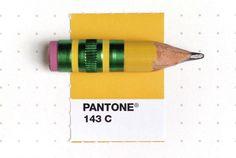 Combinações perfeitas de pantone encontradas em objetos aleatórios - IdeaFixa