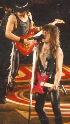 Richie and Jon. Love this.
