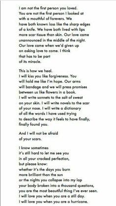 HOLY MOLY! Written so beautifully