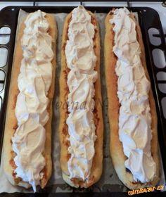Kroucený koláč Polish Recipes, Russian Recipes, Hot Dog Buns, Bread, Cake, Food, Polish Food Recipes, Brot, Kuchen