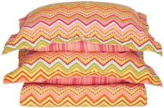 ZigZag 100 Cotton Quilt Set 3Piece King Orange -- Want to know more, click on the image.