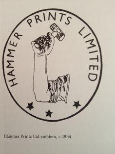 Hammer Prints Eduardo Paolozzi, Illustration, Prints, Design, Art, Art Background, Illustrations, Kunst, Design Comics