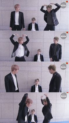 Namjin Wwkwk jimin be like : mom dad please be normal wkwk