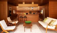 Teak on teak on teak on... design-inspiration