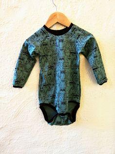 Body Wetsuit, Bodysuit, Swimwear, Baby, Tops, Women, Fashion, Scuba Wetsuit, Onesie