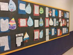 After learning about the water cycle, for a short, informal assessment, students can be creative and write their own short stories about the water cycle! They can act as if they are a tiny drop of water, be a tour guide for the water cycle or even take the role of the sun or a cloud! Great activity!