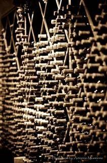wine storage...