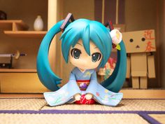 reonov's Creations on Tokyo Otaku Mode Chibi Anime, Kawaii Anime, Hatsune Miku, Manga, Japanese Folklore, Kawaii Doll, Tokyo Otaku Mode, Anime Toys, Anime Figurines