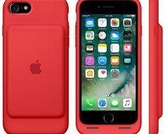 Husa inteligenta cu baterie pentru Apple iPhone 7  Creata exclusiv pentru iPhone 7, aceasta husa inteligenta iti ofera un plus de protectie si o viata mai lunga bateriei tale. Iphone 7, Apple Iphone, App Store, Mai, Itunes, Safari, Messages