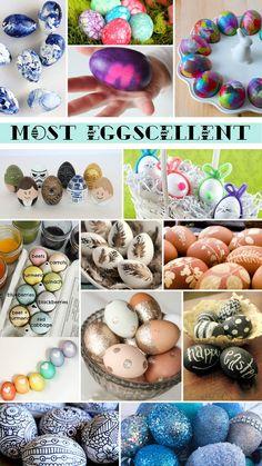 KidStyleFile Loves Craft : Eggscellent Easter Eggs