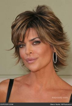 lisa rinna - love the hair