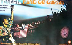Band of Gypsys promo