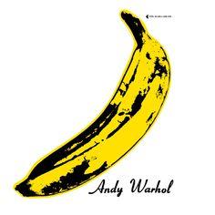"""The Velvet Underground with Nico"" Original artwork."