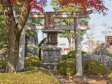 Shinto shrine - Wikipedia, the free encyclopedia