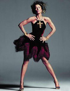 Haute Couture / Vogue Paris November 2011