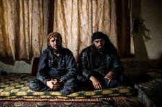 Dec 21, 2015 BRYAN DENTON FOR THE NEW YORK TIMES Hassan Aboud, left, with an associate, Abu Ayman, in 2013 when Mr. Aboud was leading rebel sieges against Syrian Army positions. Mr. Aboud later defected to the Islamic State, taking many fighters and weapons with him.