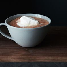 Dorie Greenspan's Hot (and Cold) Chocolate recipe on Food52