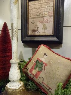 Country Sampler Spring Green Wisconsin, Christmas Stockings, Christmas Holidays, Country Sampler, Cross Stitch Finishing, Cross Stitch Samplers, Wonderful Places, Type 3, Theater