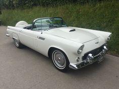eBay: 1956 Ford Thunderbird v8 #pre1960s #cars