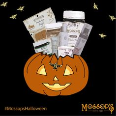 Pin to Win with #MossopsHalloween | Check out our Facebook page to find out more. www.facebook.com/mossopshoney