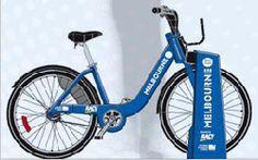 City of Melbourne Bike Share Info
