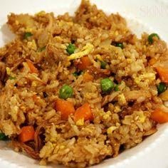 Skinny Chicken Fried Rice Recipe on Food52 recipe on Food52