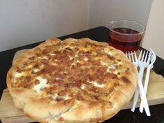 quiche Lorreine - italian food, love italy