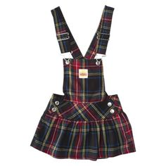Harajuku Mini for Target® Toddler Girls' Plaid Jumper - Quinny