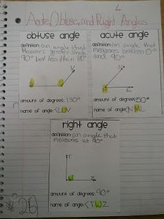 excellent journal prompts and hands on activity for geometry