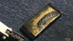 The Galaxy Note 7 will be banned from all US airline flights  The ban begins October 15th at 12PM ET by Jordan Golson  @jlgolson Oct 14, 2016, 3:10p