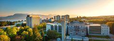 University of British Columbia - Main Mall