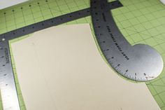 pattern making tools french curve